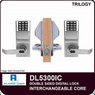 Alarm Lock Trilogy DL5300IC - Interchangeable Core