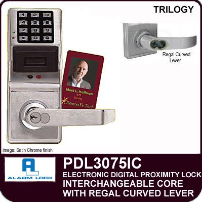 Alarm Lock Trilogy Pdl3075ic Digital Proximity Locks