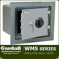 Insulated Wall Safes | Gardall WMS911 / WMS119 / WMS912 / WMS129