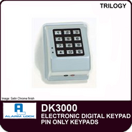 Alarm Lock Trilogy DK3000 - ELECTRONIC DIGITAL KEYPAD