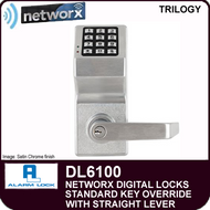 Alarm Lock Trilogy DL6100 - NETWORX DIGITAL LOCKS - Standard Key Override