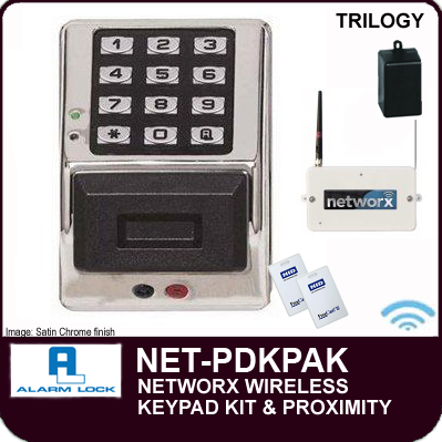 Net Pdkpak By Alarm Lock Only 799 00