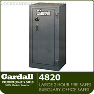 Large 2 Hour Fire Safes | Gardall 4820