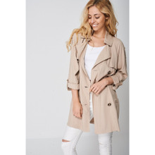 Modern Outfitters | Extreme Beige Lightweight Jacket