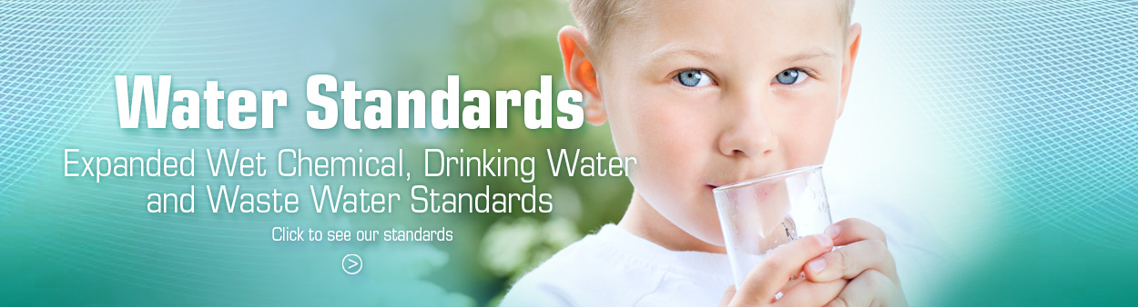 Water Standards