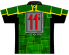 11thFrame.com Style 1 Dye Sublimated Jersey