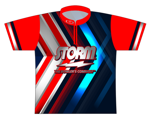 Storm EXPRESS Dye Sublimated Jersey Style 0132