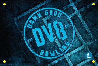 DV8 Grunge Dye Sublimated Banner
