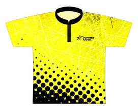 Junior Gold Silly String - Sol Dye Sublimated Jersey