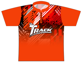 Track Dye Sublimated Jersey Style 0152