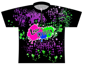 Logo Infusion Dye Sublimated Jersey Style 0161