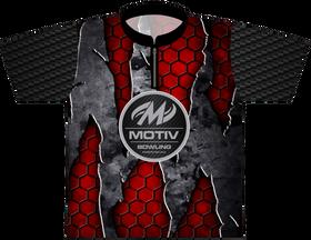Motiv Dye Sublimated Jersey Style 0165