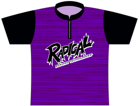 Radical Dye Sublimated Jersey Style 0171