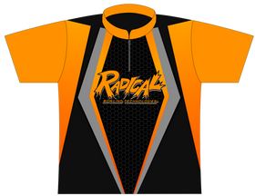 Radical Dye Sublimated Jersey Style 0175