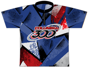 Columbia 300 EXPRESS Dye Sublimated Jersey Style 0176