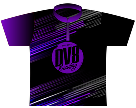DV8 EXPRESS Dye Sublimated Jersey Style 0181