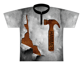 Hammer EXPRESS Dye Sublimated Jersey Style 0205