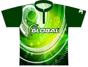 900 Global Dye Sublimated Jersey Style 0186