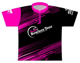 Youth Bowlers Tour - YBT - Dye Sublimated Jersey - YBT004