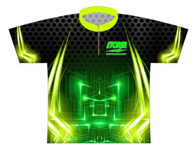 Storm Neon Matrix Dye Sublimated Jersey