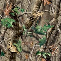 Realtee Hardwoods HD® Green Camouflage 12x12 Scrapbook paper