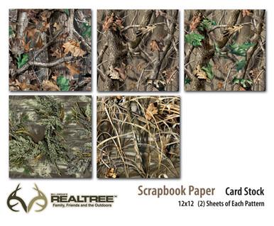 Realtree Camo Kit (1) - Papersbest