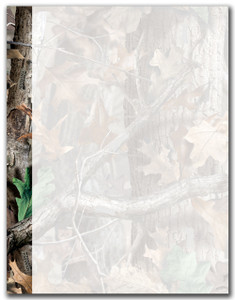 SALE!    Letterhead AdvanageTimber® Camo (Executive)