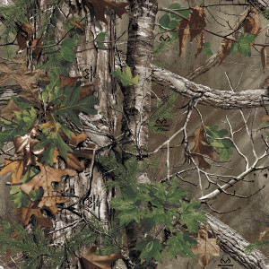 Realtree Xtra Green® Camouflage 12X12 Scrapbook paper