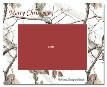 Realtree® AP® Snow Photo Cards