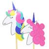 "Stick Unicorn 12"" x 18"""