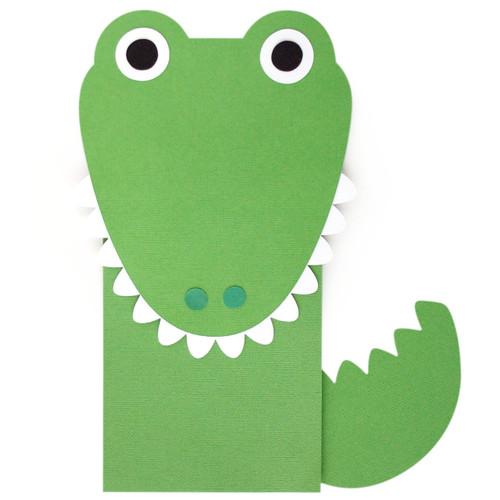 Puppet: Crocodile