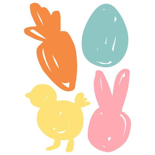 Easter Scribbles