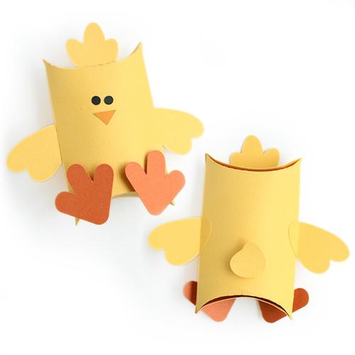 Chick Pillow Box