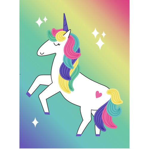 """Pin the Horn on the Unicorn Poster Game 20"""" x 27"""""""