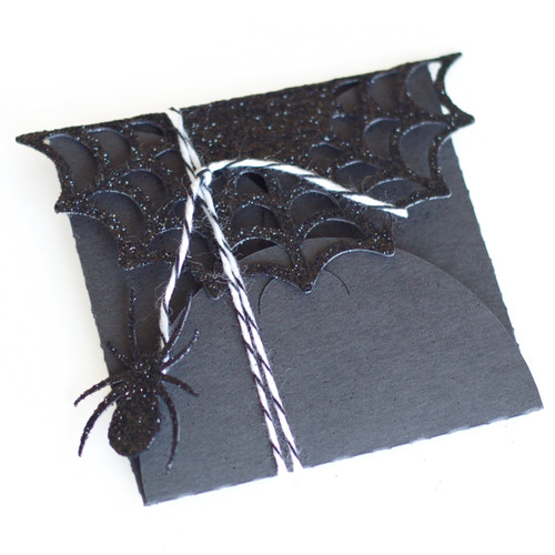 Spider Web Envelope