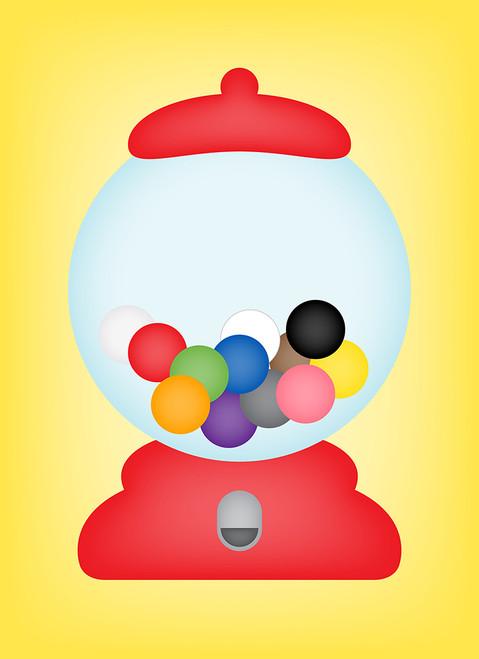 Bubblegum Machine