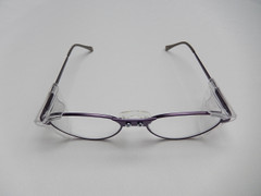 Aluminum Frame for Rose Loupes - Purple - REGULAR