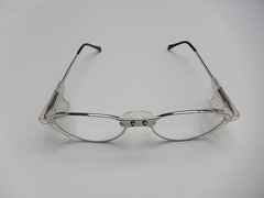 Aluminum Frame for Rose Loupes - Silver - REGULAR