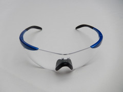 Safety Frame for Rose Loupes - Blue - REGULAR