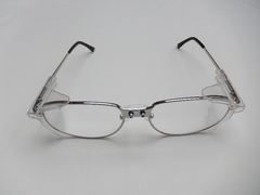 Titanium Frame for Rose Loupes - Silver - REGULAR