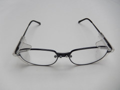 Titanium Frame for Rose Loupes -  Black - REGULAR
