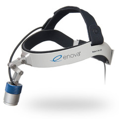 Enova XLT-125 Coaxial LED Surgical Headlight