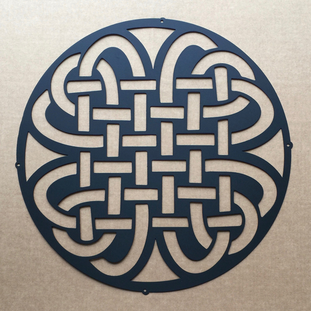 Celtic Knot Cross (M16)