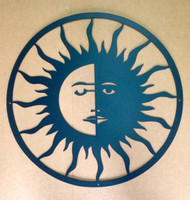 Sun Face Patio Decor (Y23)