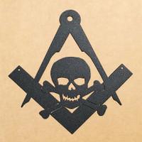 Widows Sons Metal Wall Sign (D17)