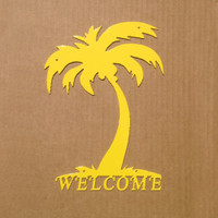 Welcome Palm Tree (O6)