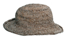 PHC  -  Hemp Hat 60%/40% with secret pocket