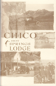 Chico History Book cover