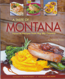 A Taste of Montana cover front