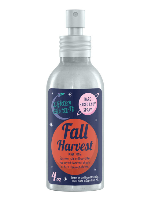 Fall Harvest Body Spray